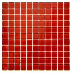 Czerwona mozaika
